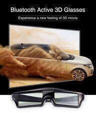 Bluetooth Active 3D Glasses for Epson Samsung/Sony/Sharp/Panasonic 3D TVs Movie