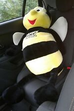 Store Display Promotional Nabisco Honey Maid Graham Large Plush Stuffed Bee