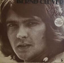 """BERND CLÜVER - SONG LIVRE 12"""" LP (W 831)"""