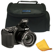 Camera Bag Case for Nikon Coolpix P900 P610 P530 P520 P510 L840 L830 L340 L330
