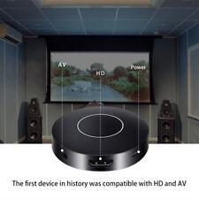 AV+HDMI Output Dual Core Wireless WIFI Display Mirroring Dongle Adapter HD 1080P