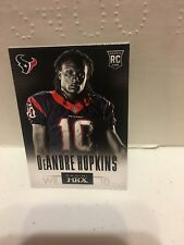 2013 Panini HRX Rookie DeAndre Hopkins #8
