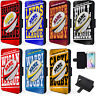 Retro Rugby Samsung Case Wallet Phone Cover Mens Personalised Gift ALL TEAMS