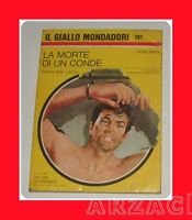 Gialli Mondadori 1187 LA MORTE DI UN CONDE' Vial-Lesou