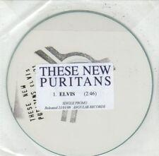 (DG226) These New Puritans, Elvis - 2008 DJ CD
