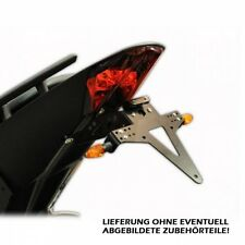 Support de plaque d'immatriculation heckumbau KTM 690 DUKE supermoto r réglable tail tidy