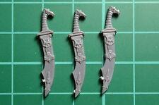 Warhammer 40000-Chaos-Berserk de Khorne-Couteaux de combat