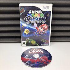 Super Mario Galaxy | Wii | Nintendo | VGC | PAL