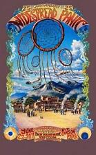 Widespread Panic Taos 2011 Original Concert Poster Connally 24X36