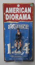 "COSTUME DAPHNE AMERICAN DIORAMA 1:24 Scale Figurine 3"" Female LADY Figure"