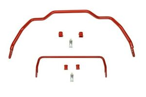 Pedders for 2004-2006 Pontiac GTO Front and Rear Sway Bar Kit