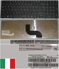 TECLADO QWERTY ITALIANO ACER AS5741G NSK-AL10E 9Z.N1H82.10E KB.I170A.158 Negro