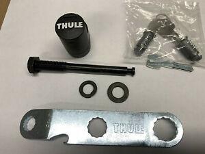 NEW Thule Snug Tite 2 Hitch lock - includes 2 lock, 2 keys, pin, tool - STL2
