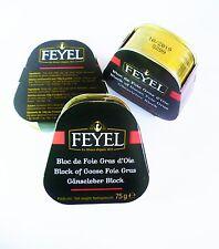 El foie gras d 'oie foie gras Bloc 75g original de francia tus propias obras maestras!