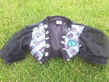 Monster High Halloween baby or doll jacket