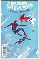 Amazing Spider-Man Renew Your Vows 13 Marvel 2017 NM 1:25 Michael Walsh Variant