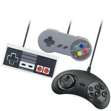 3 manettes USB retrogaming Super Nintendo NES Megadrive - PC MAC Raspberry Pi