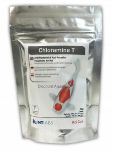 Nt Koi Care Chloromine T 50g