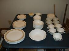 Corelle Butterfly Gold Assorted Dinnerware And Serving Pieces Single Item