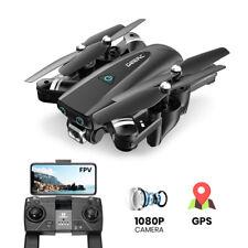 DEERC S167 GPS 1080P Drohne mit HD Kamera Faltbar RC Quadrocopter FPV Drone