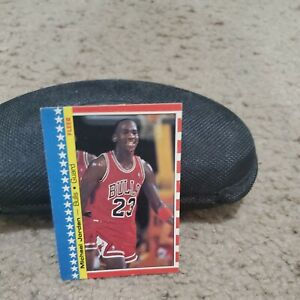 MICHAEL JORDAN 1987-88 Fleer Sticker #2 - great condition psa beckett??