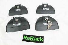 Replacement lock, keys, and covers - Thule 460 Podium Towers