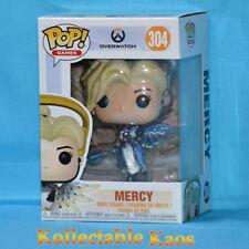 Overwatch - Mercy Cobalt Pop! Vinyl Figure (RS) #304