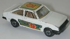 Matchbox Lesney Superfast No. 9 Ford Escort RS2000