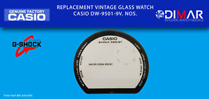 Replacement Original Watch Glass Casio G-Shock. DW-9501-9V. NOS