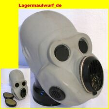 Gasmaske 10 stk Filter !! Halloween Black Style Gummischlauch Poppers Dark Room