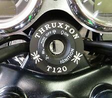 Laissez Bordure TRIUMPH T 120 eau réfrigérées THRUXTON + THRUXTON R aluminium