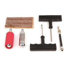 Kit reparación pinchazos neumáticos mecha larga + recarga de gas