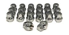 20 12x1.5 Chrome OE Style Lug Nuts Ford Escape Focus ZX4 ST SE RS Stock Wheels