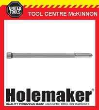 "HOLEMAKER 6.35mm (1/4"") x 102mm MAG DRILL CUTTER PILOT PIN – SUIT 50mm CUTTERS"