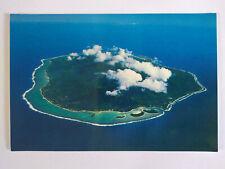 Muri Beachcomber Magic Cook Islands Picture Postcard