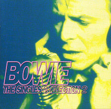 The Singles Collection 2 by David Bowie (Dec-1993, EMI) Australian Import