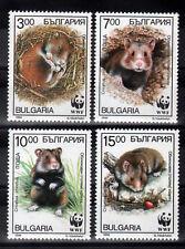 6434 Bulgaria 1994 World Wildlife Fund Wwf *Mnh