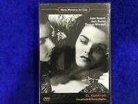 EL FORAJIDO DVD NUEVO NEW HOWARD HUGHES JANE RUSSELL JACK BUETEL