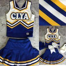 Real Cheerleading Uniform Youth Girls 5/6
