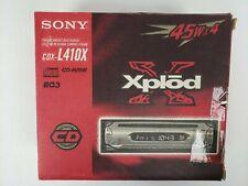 Sony Car Stereo CDX-GT410X CD Player Radio NIB