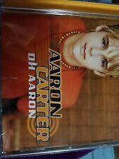 Aaron Carter Oh Aaron CD