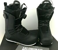 $310 Salomon Dialogue Focus BOA Snowboard Boot Mens Sizes 8 - 12.5 NIB Black