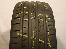 1 x Sommerreifen Continental Sport Contact-3  245/40 R18, 93Y,MO, 6,8mm.