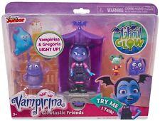 Vampirina Glow-Tastic Friends Gregoria Demi Doll Light & Talking Sound Chamber