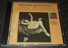 IGOR STRAVINSKY EDITION VOLUME VI/6-MINIATURE MASTERPIECES-CD 1991-SUITES/ETUDES