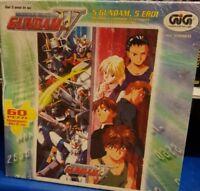 Puzzle GUNDAM  60 pezzi 22 x 31 cm ORIGINALE nuovo mai aperto