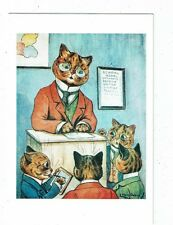 POST CARDS LOUIS WAIN A MODERN REPRO BY TAS COLLECTABLES