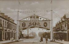 Lurgan Fredrick Place Orange Arch RP Postcard