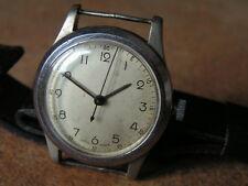 Vintage British Army R.A.F. Wrist Watch Spec. A.M. 6B / 234 Orig. Cond. WW2 1942