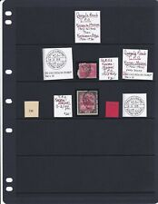 Sudan Africa British Colony Collection Traveling Post Offices Dongola Reach